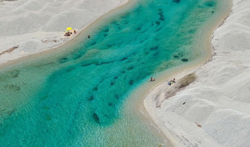 Glarokavos plaža - Kasandra