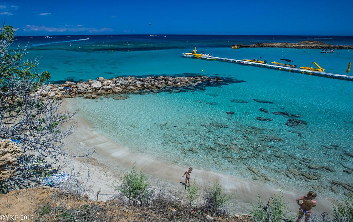 Vodič za Kipar: TOP plaže u Protarasu