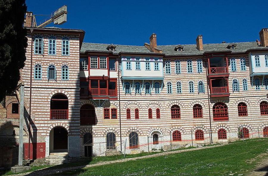 Manastir Hilandar: Srpska svetinja…