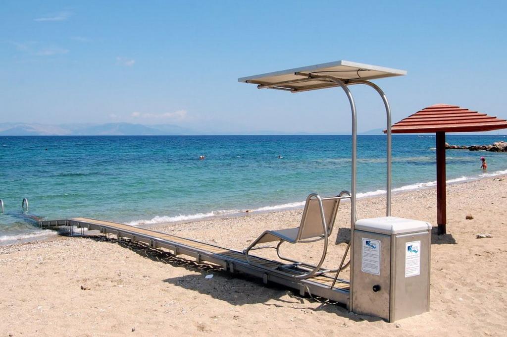 Plaže u Grčkoj za osobe sa invaliditetom