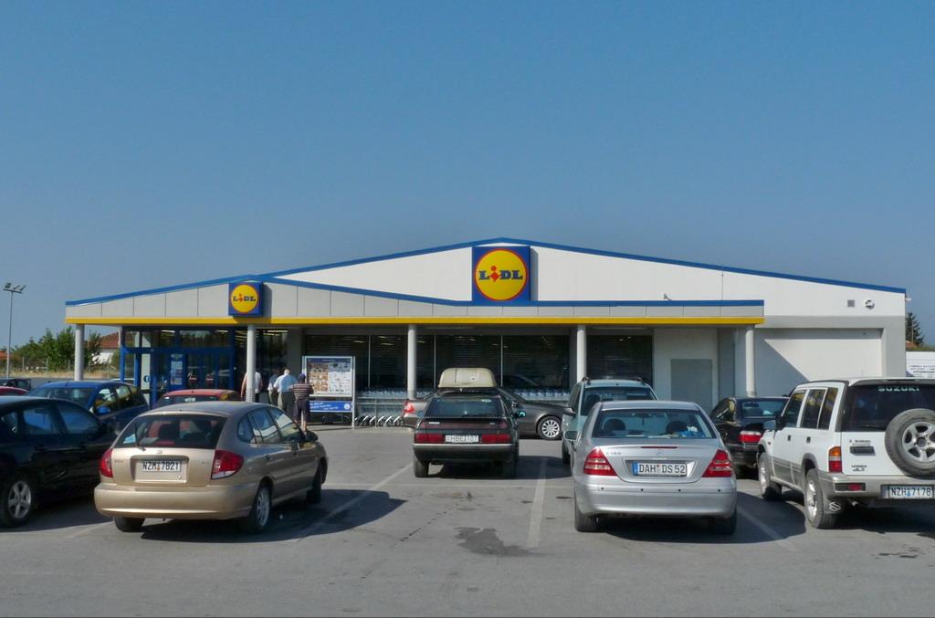 Kriza uzela maha: LIDL u Grčkoj zatvara 14 svojih prodavnica