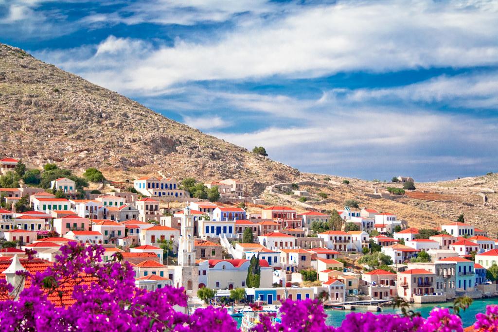 Halki, rajsko ostrvce sa netaknutom prirodom