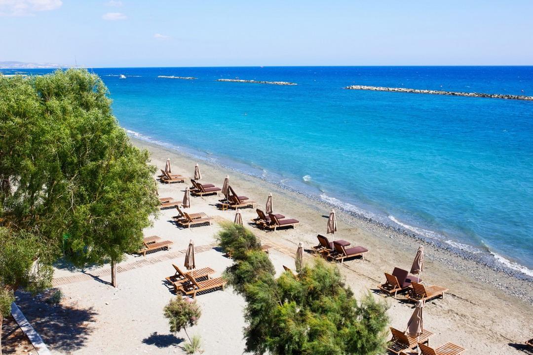 Vodič za Kipar: Najbolje plaže u Limasolu
