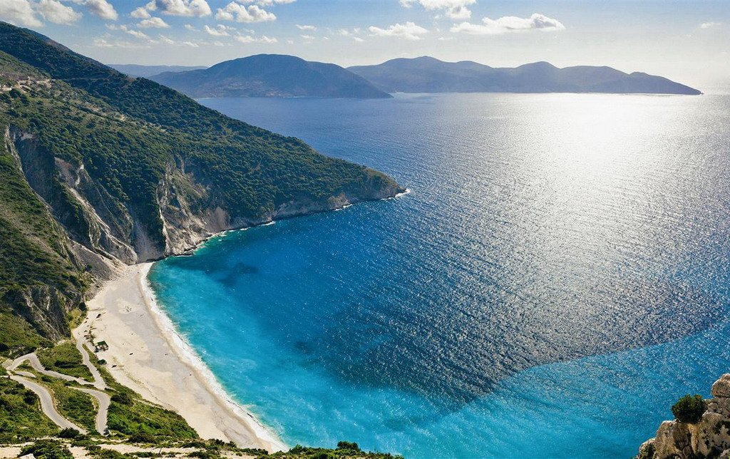 Kefalonija: Zašto je jednoj od najlepših plaža Grčke oduzeta Plava zastava?