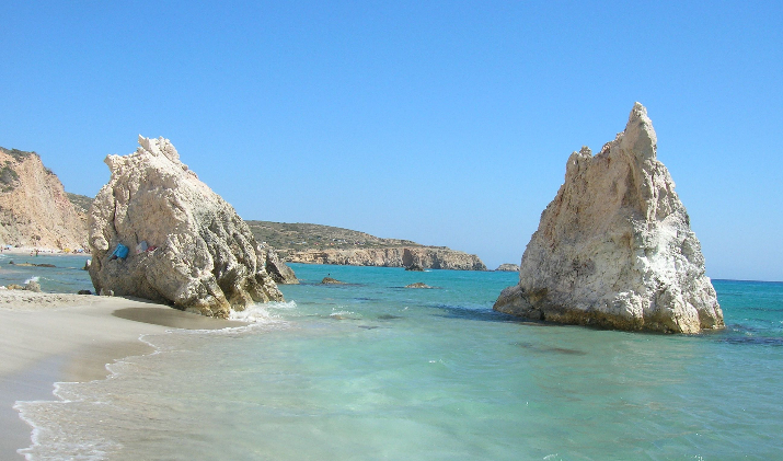 Grčka: ostrvo Milos... by Kris