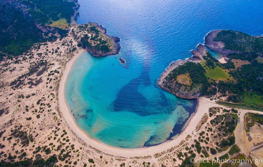 TOP 10 neobičnih plaža u Grčkoj