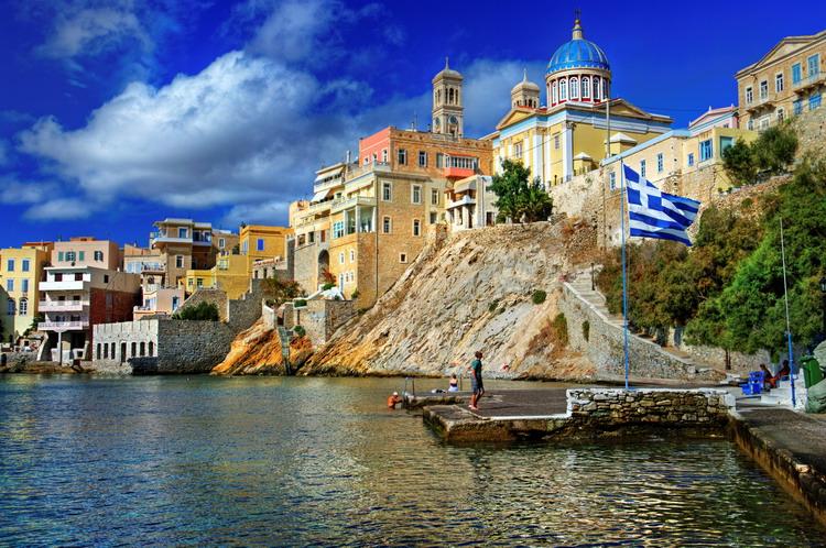 Živeti i raditi u Grčkoj
