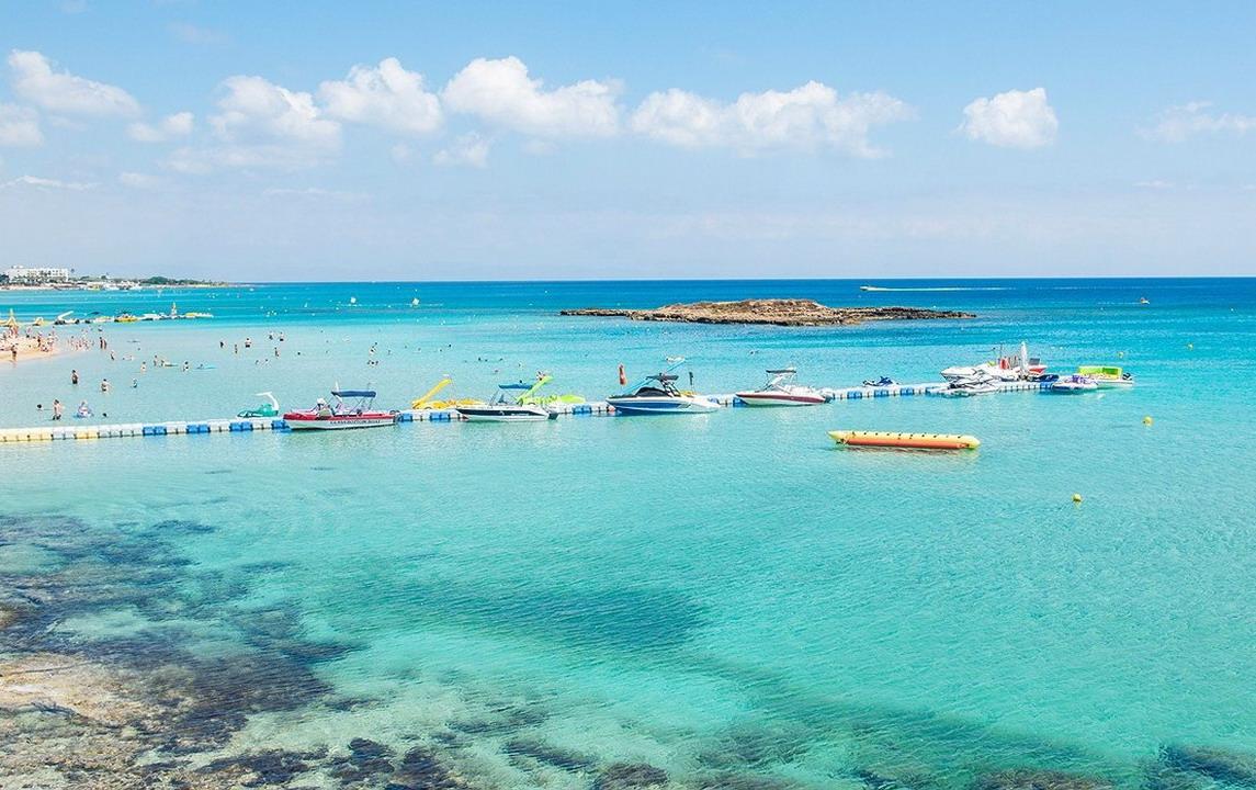 Vodič za Kipar: Fig Tree Bay Protaras – najlepša plaža Kipra