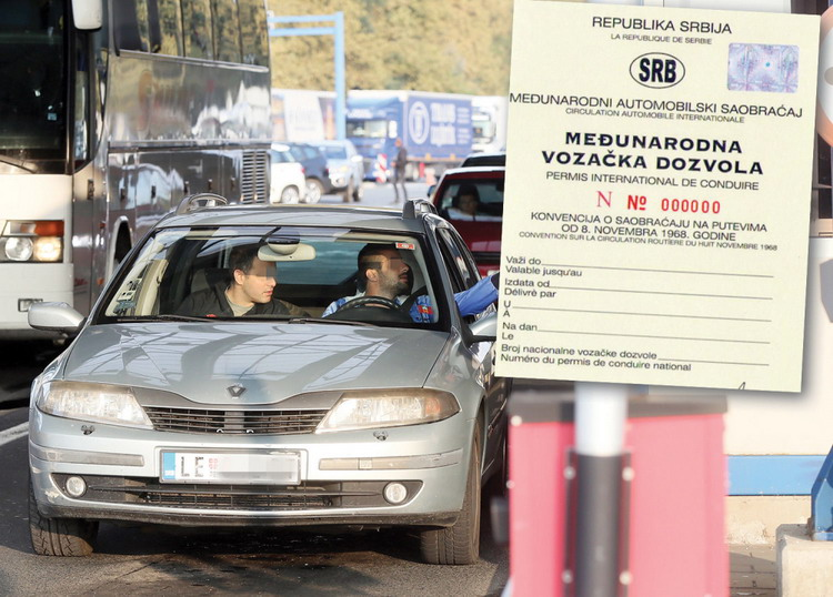 Međunarodna vozačka dozvola za Grčku više nije potrebna