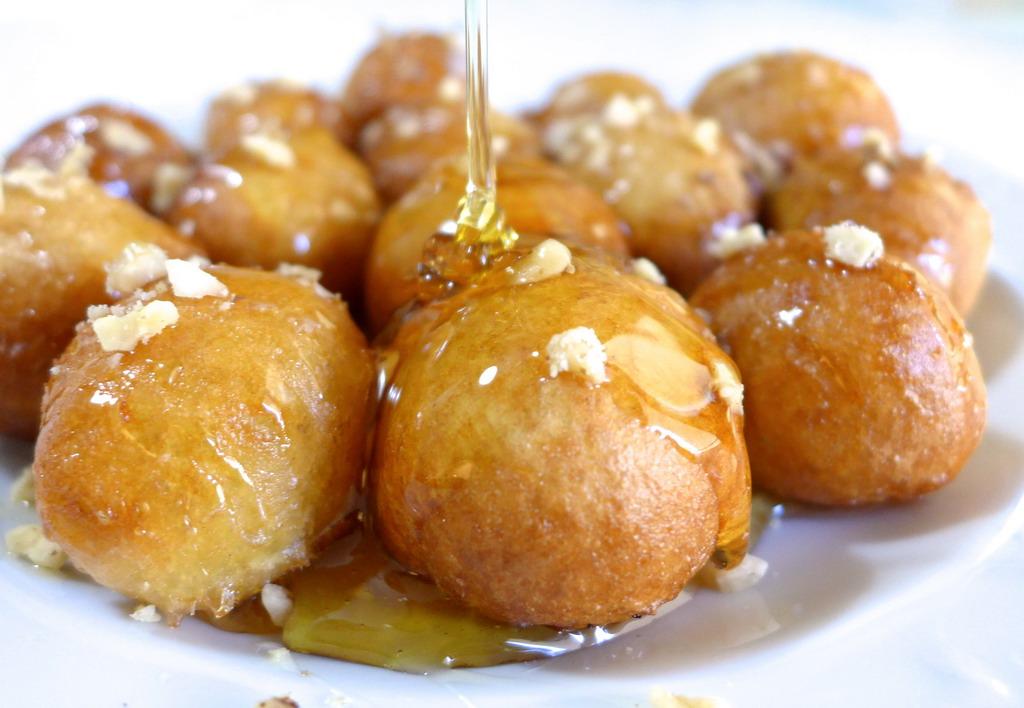 Recept za lukumades - tradicionalne…