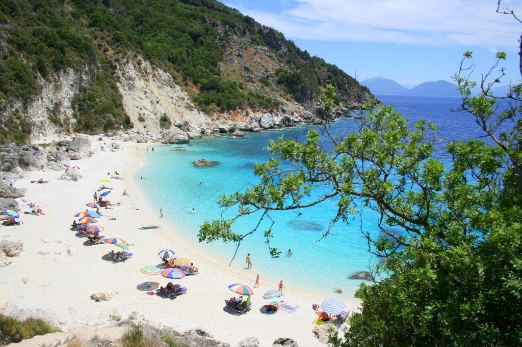 TOP 5 najlepših ostrva u Grčkoj - Lefkada
