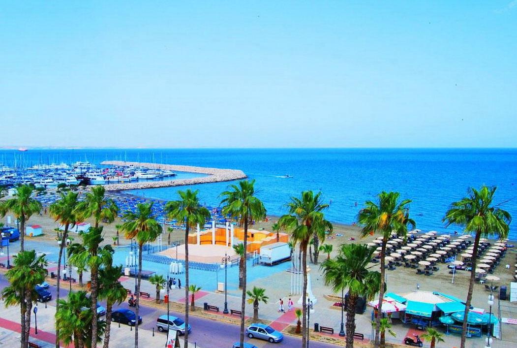 Vodič za Kipar: Najbolje plaže u Larnaki