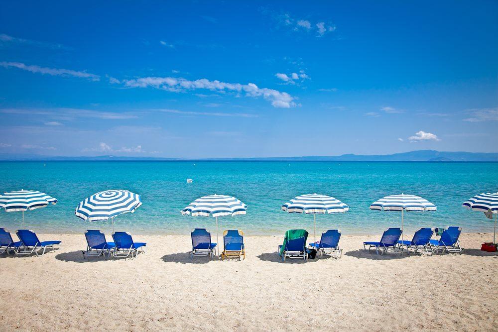 Kome pripadaju plaže u Grčkoj?