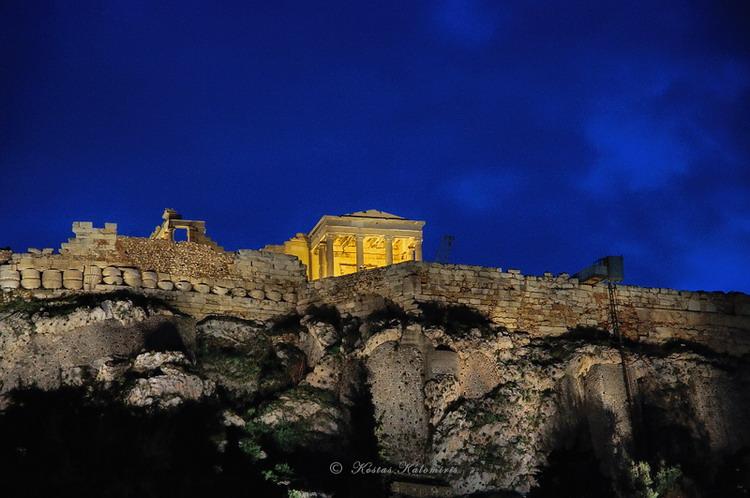 Znamenitosti u Grčkoj
