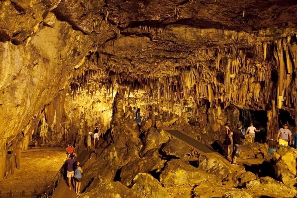 Poseta pećini Drogarati na Kefaloniji
