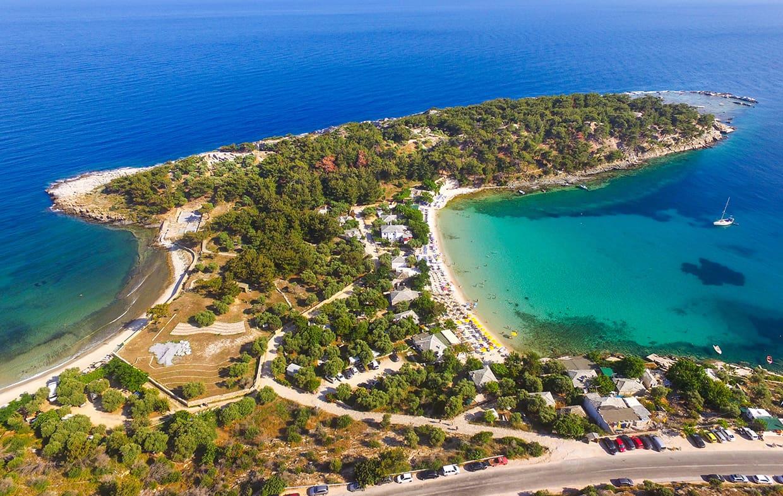 5 najlepših plaža na Tasosu