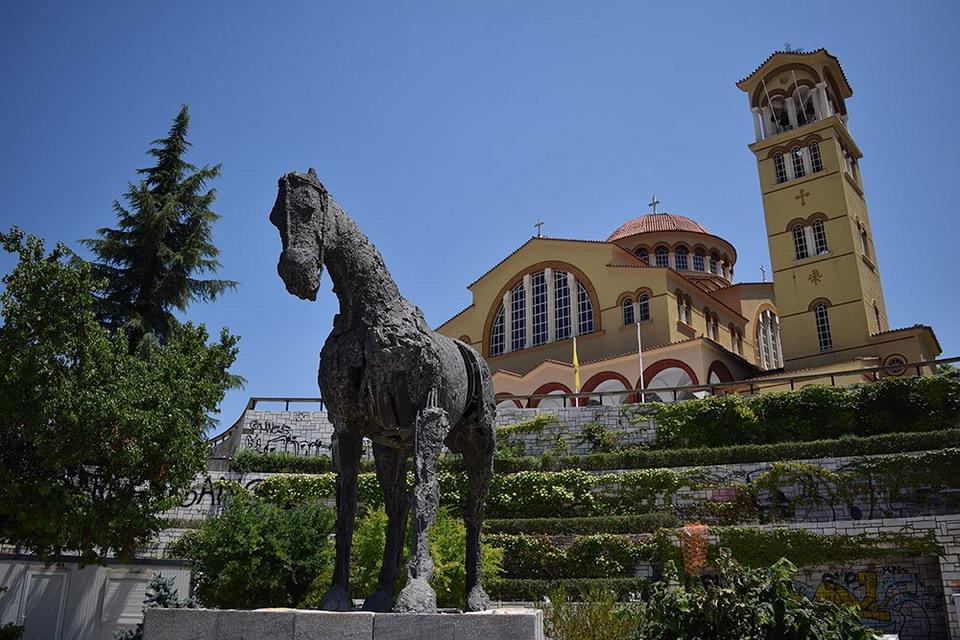 Larisa - glavni i najveći grad regije Tesalija