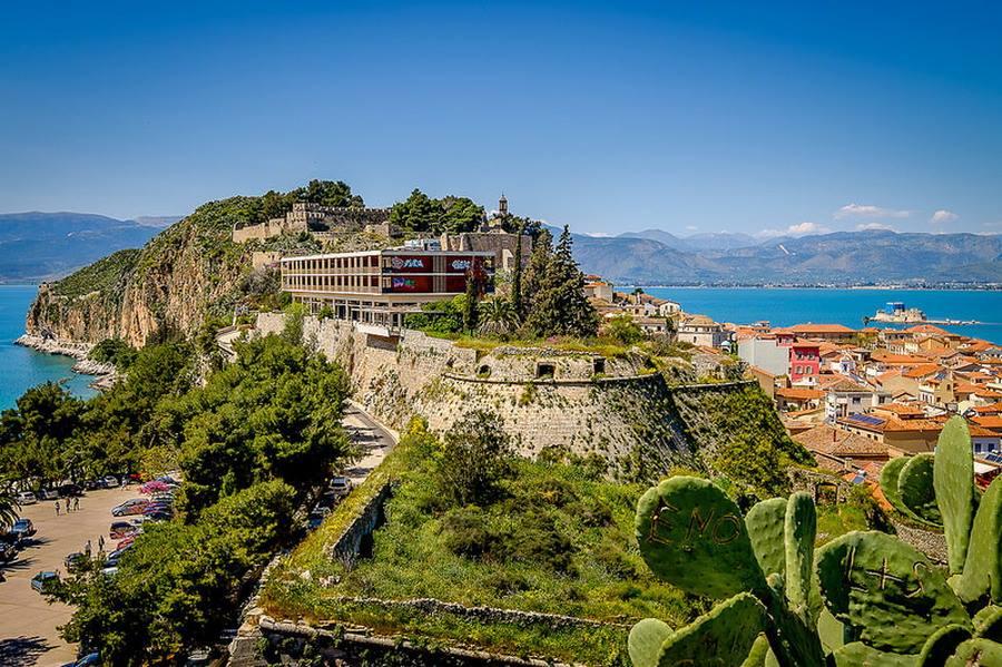 Nafplio: dragulj Peloponeza