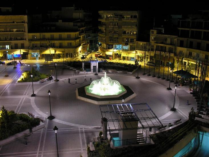 Katerini - najlepši gradić Olimpske regije
