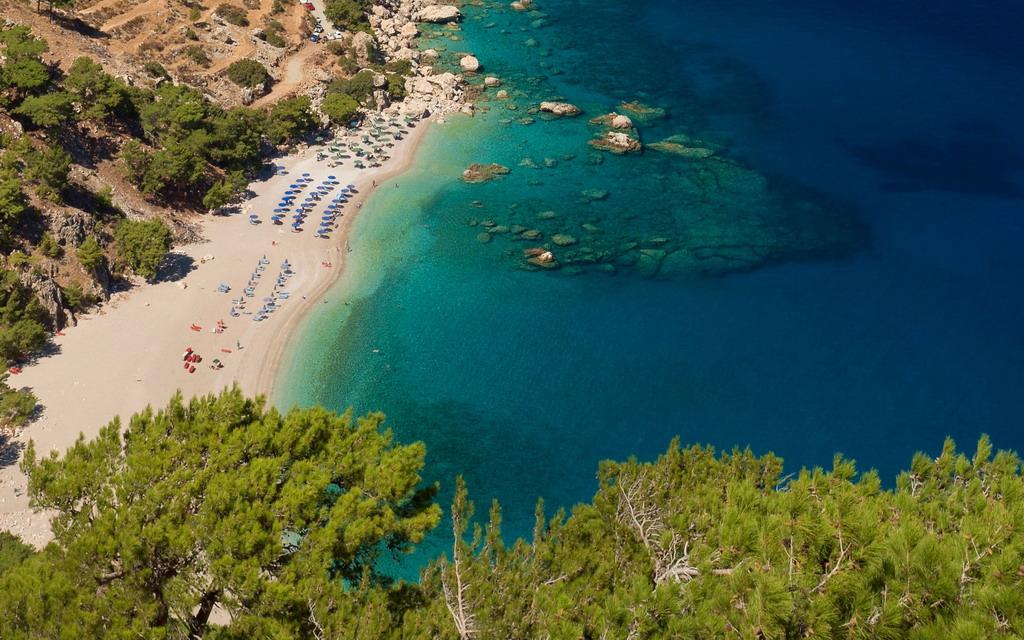 Utisci sa letovanja: predivno ostrvo Karpatos