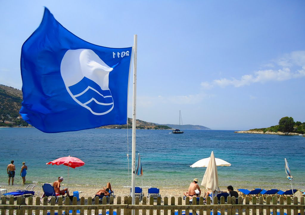 19 plaža u Grčkoj izgubilo nagradu Plava zastava