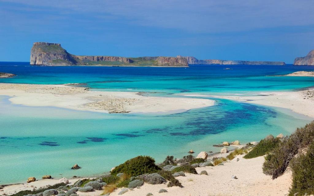 TOP 5 najlepših ostrva u Grčkoj - Krit