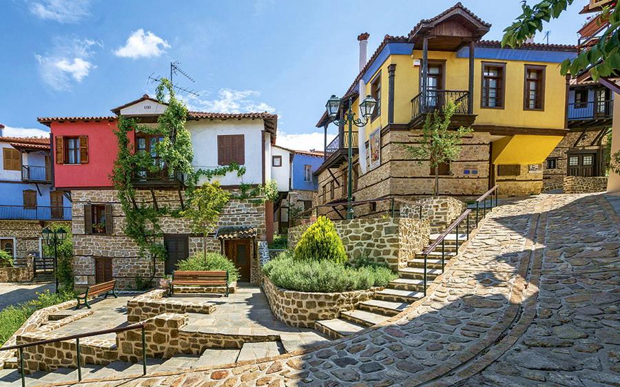 Arnea - selo sa najviše stogodišnjaka…