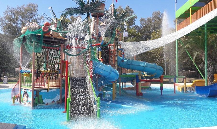Utisci sa letovanja: Akva park Aqualand na Krfu