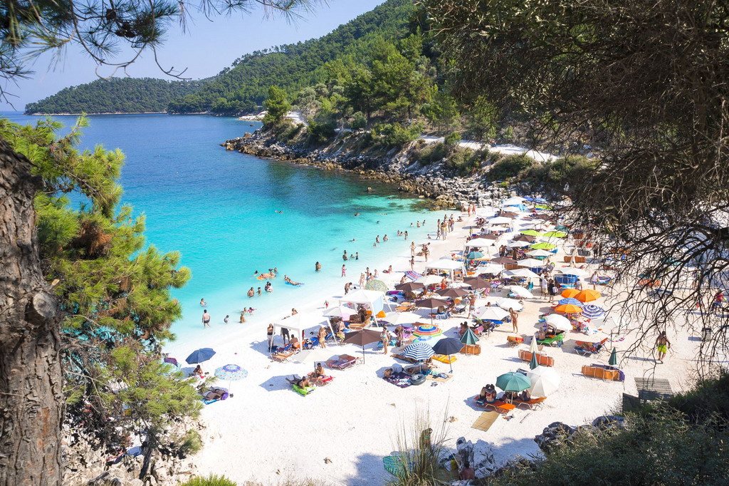TOP 5 najlepših ostrva u Grčkoj - Tasos