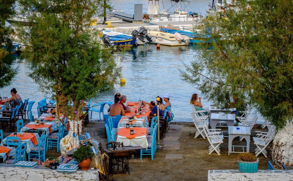 Informacije o ostrvu Kitnos u Kikladima