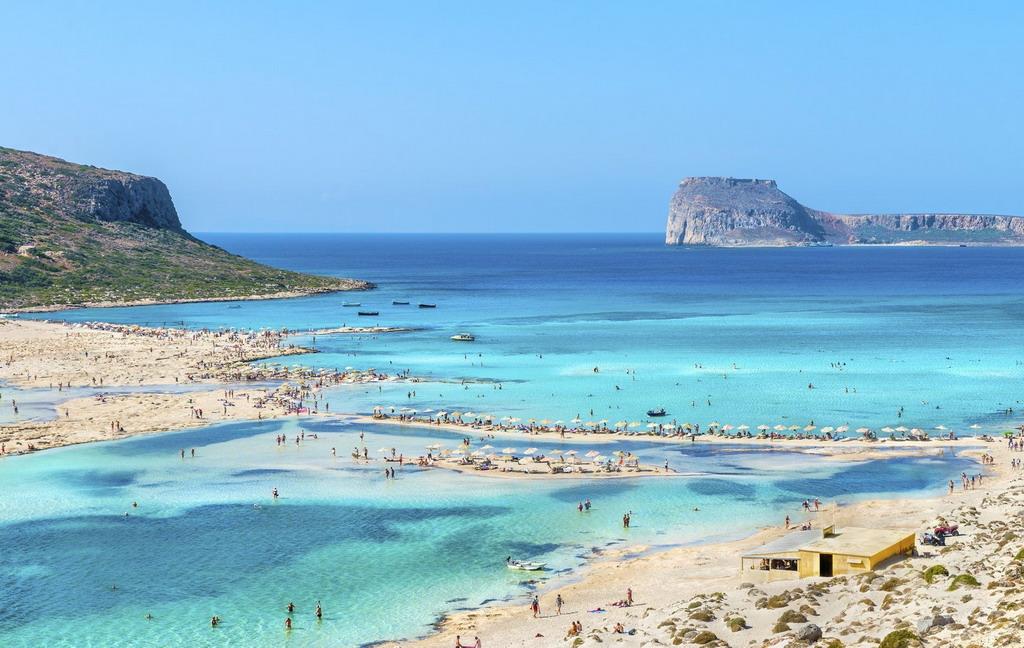 Dve plaže u Grčkoj izabrane među 25 najboljih na svetu
