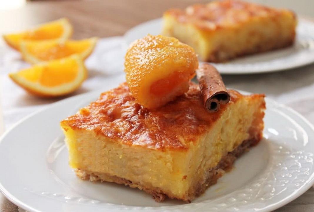 Dinin recept za savršenu grčku portokalopitu - pitu od pomorandže sa sirupom
