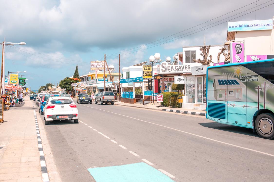 Vožnja na Kipru: Nekoliko saveta za vožnju levom stranom puta