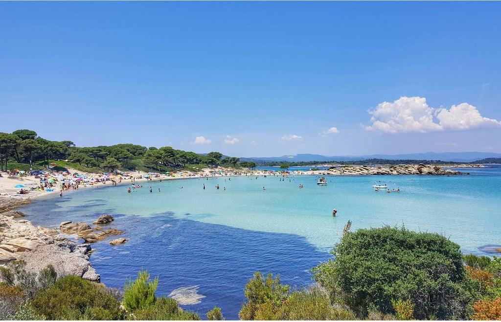 Karidi plaža na Sitoniji izdata zakupcima