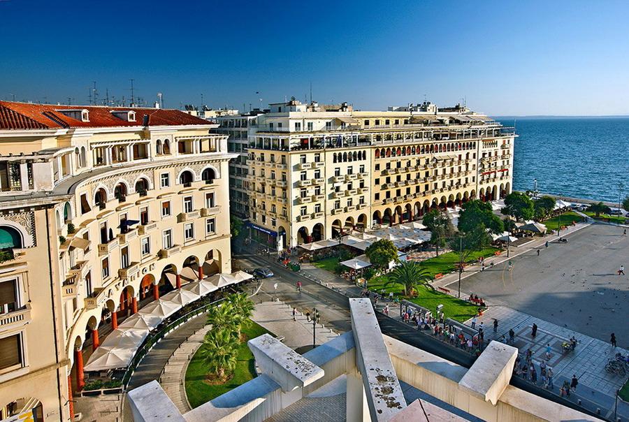 Mesta u Solunu sa najlepšim pogledom