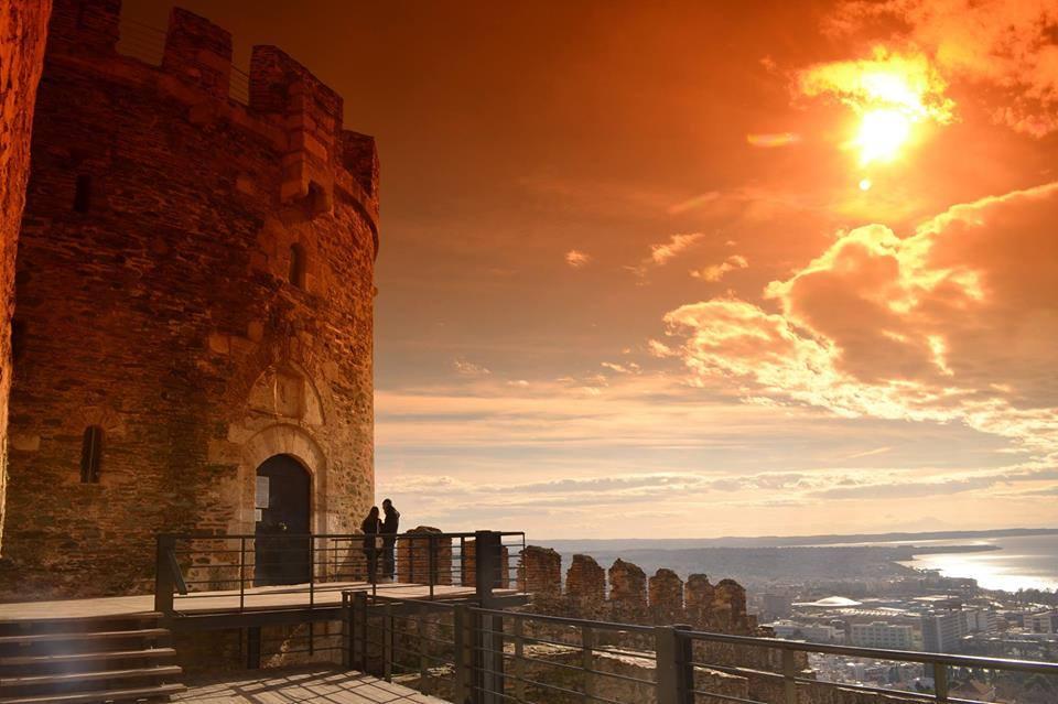 Ano Poli - istorija i najlepši pogled na Solun