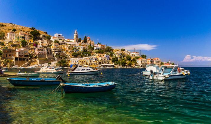 Grčka - ostrvo Simi... by Putnik