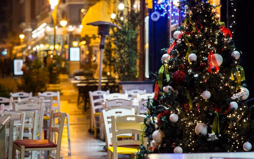 Radno vreme prodavnica za Božić i Novu godinu u Grčkoj 2019-2020