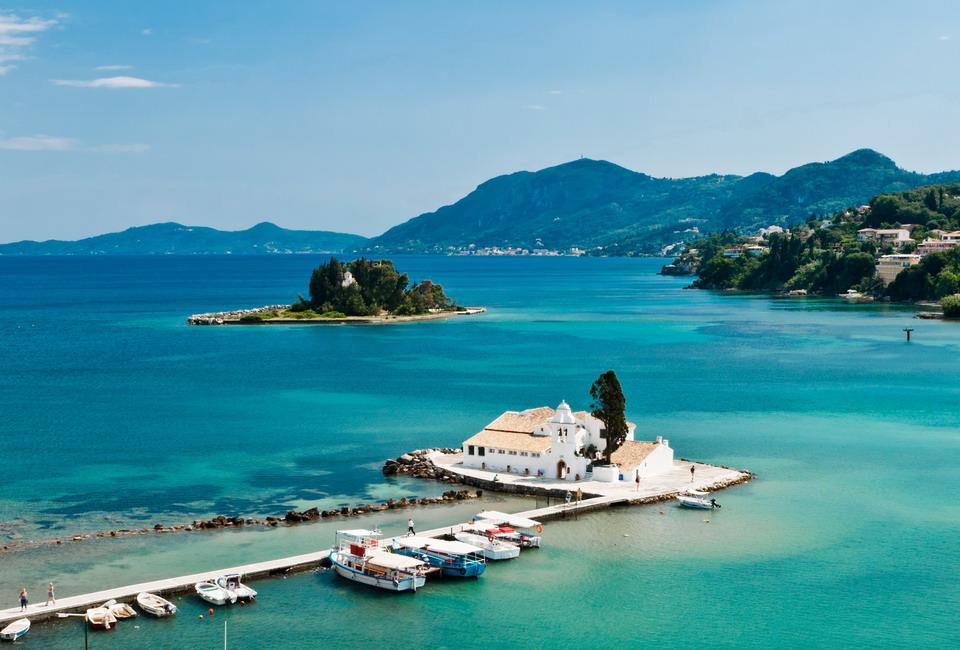 Ostrvo Krf: 11 lokacija koje obavezno…