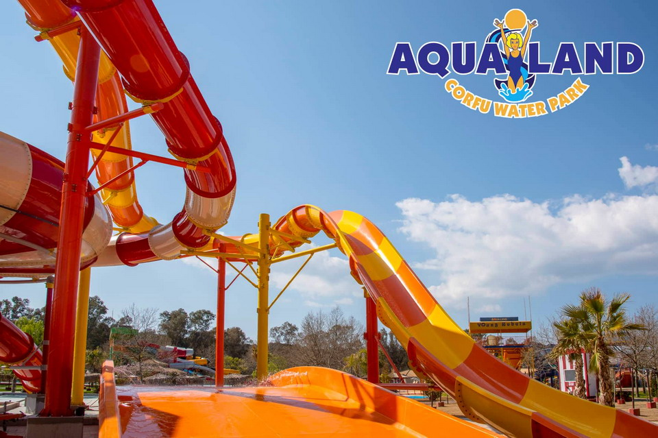 Aqualand i Hidropolis: Akva parkovi na ostrvu Krf