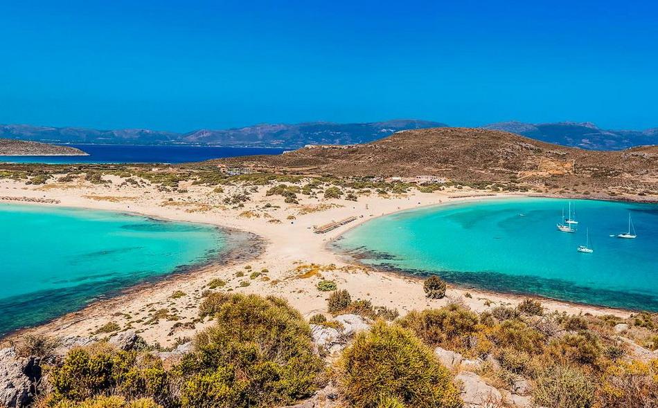 Peloponez: najveće poluostrvo Grčke