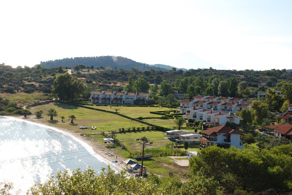 Latoura plaža - Sitonija