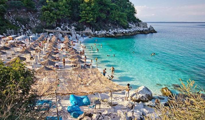 Najlepše plaže na Tasosu