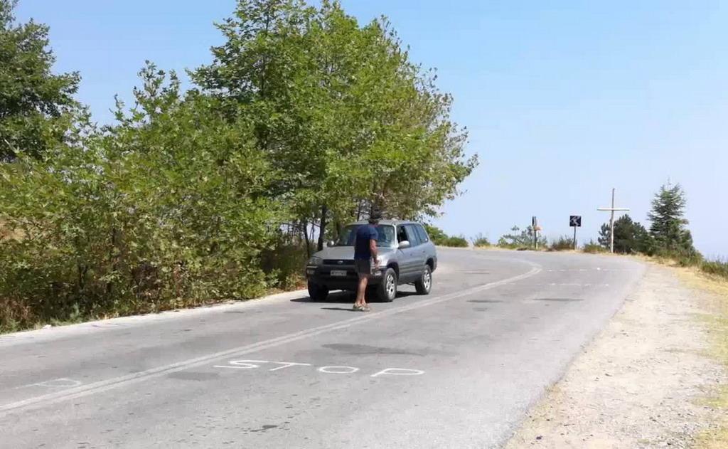 Magnetno polje Olimpa - mesto gde automobili sami idu uzbrdo