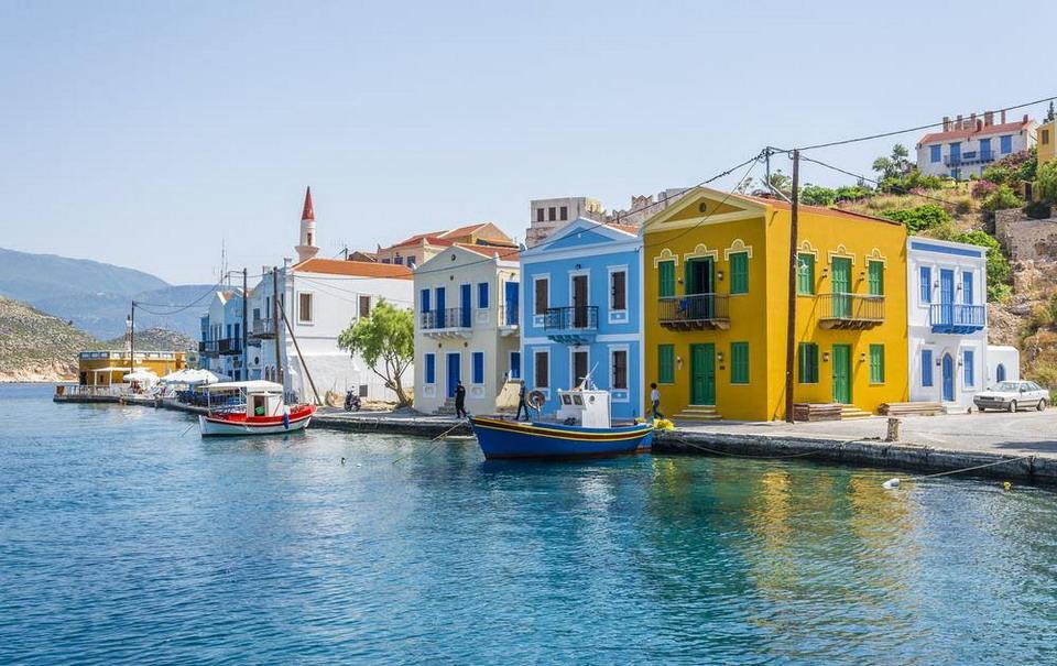 Kastelorizo ili Megisti: Ostrvo u Grčkoj bez vode za piće