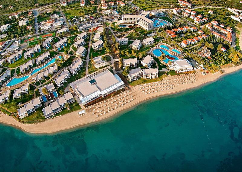 Dva hotela na Halkidikiju među najboljima na svetu