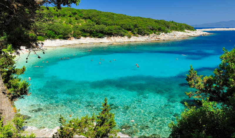 Najlepše plaže na Kefaloniji