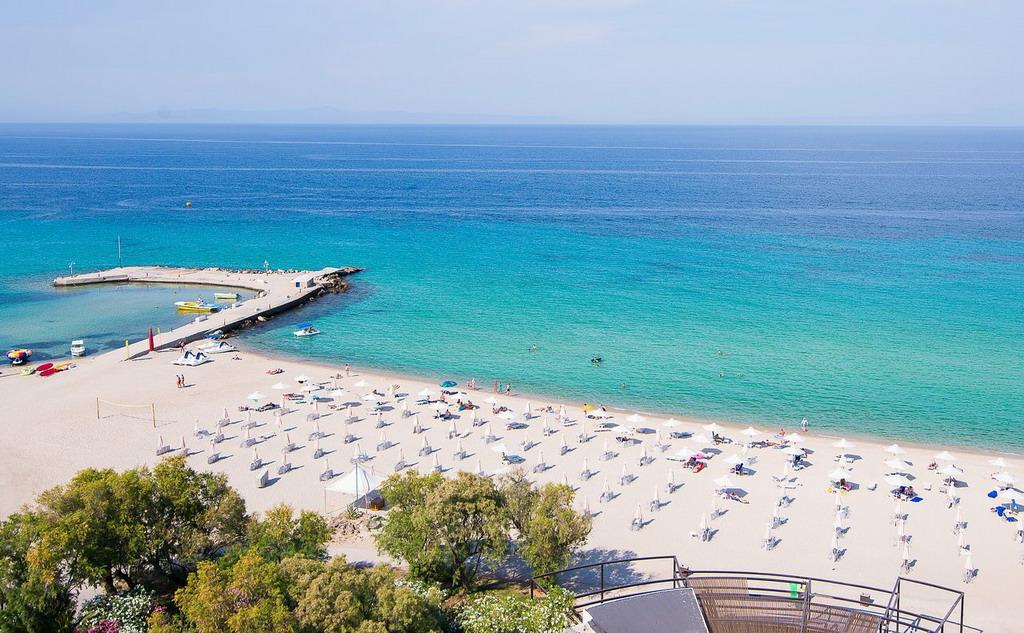 TOP 5 najlepših plaža na Kasandri