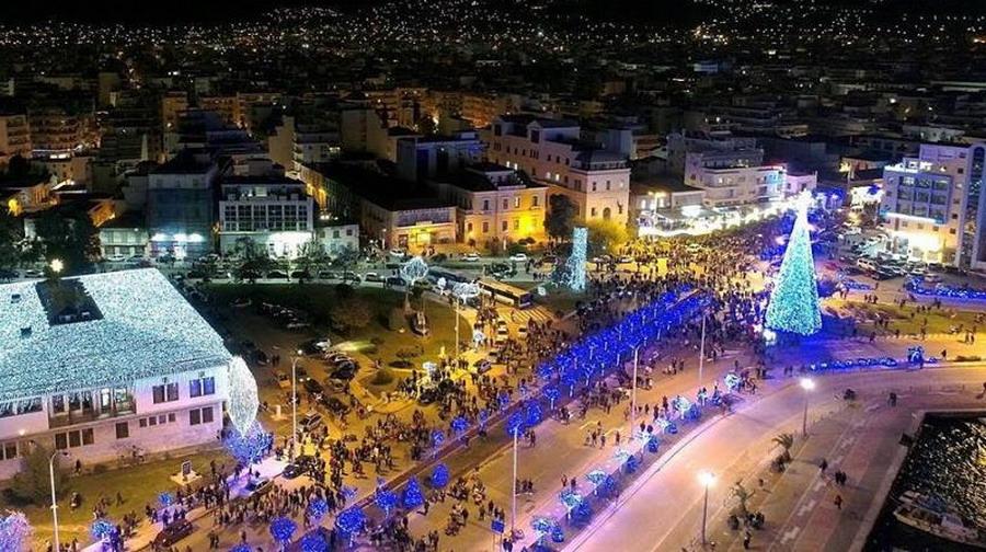 Grčka blista pred Božićne i Novogodišnje praznike