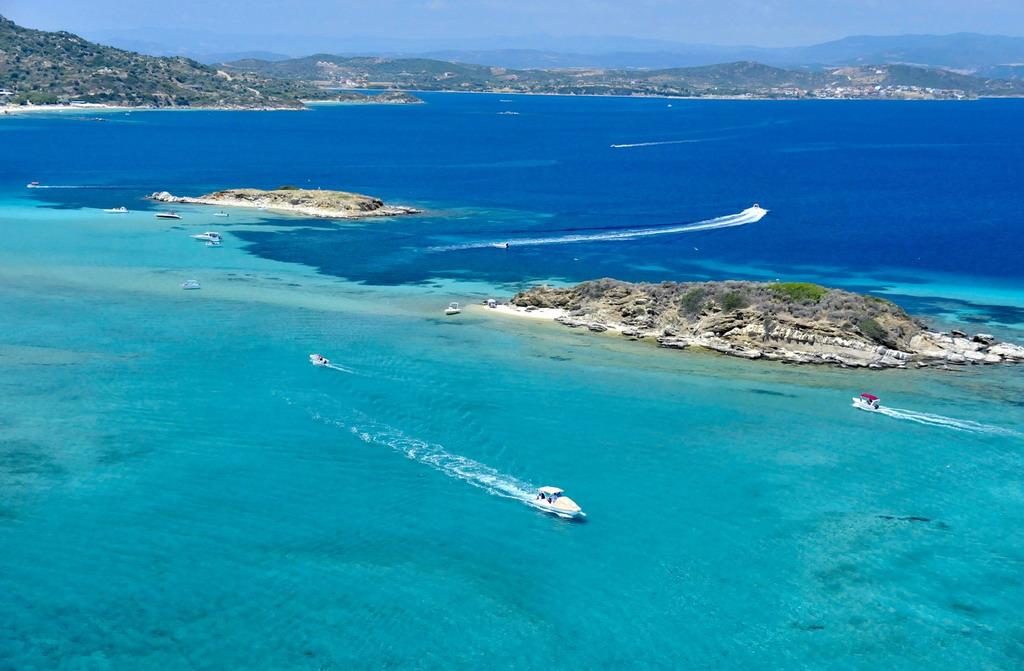 Drenia ostrva - netaknuta priroda poluostrva Atos